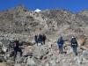 Big climb en-route to Gorak Shep
