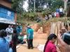 Village in Benighat  80km from Kathmandu