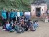 Village in Panchkhel 65 km from Kathmandu on 25 Nov