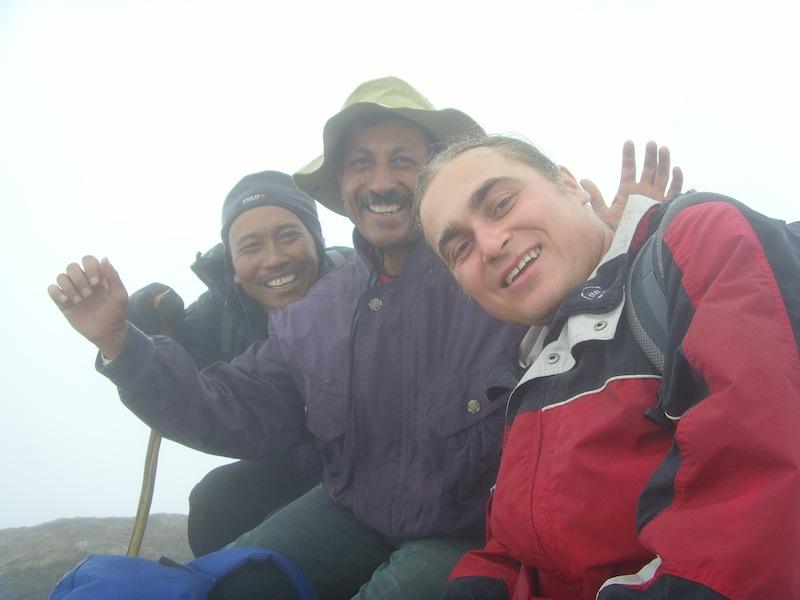 Mt. Agung, Bali - November 2009