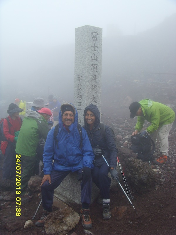 Mt. Fuji, Japan - July 2013 - 2 day adventure